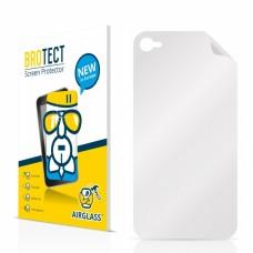 Ochranné sklo Brotect AirGlass pre Apple iPhone 4 - zadné