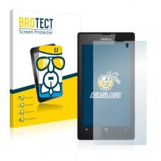 Ochranné sklo Brotect AirGlass pre Nokia Lumia 520 - predné