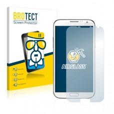 Ochranné sklo Brotect AirGlass pre Samsung Galaxy Note 2 N7100 - predné
