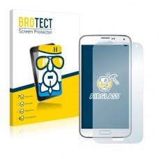 Ochranné sklo Brotect AirGlass pre Samsung Galaxy S5 G900 - predné
