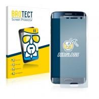 Ochranné sklo Brotect AirGlass pre Samsung Galaxy S6 Edge - predné