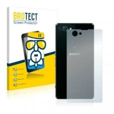 Ochranné sklo Brotect AirGlass pre Sony Xperia Z1 compact - zadné