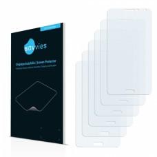 2x Ochranná fólia pre Samsung Galaxy Note 3 N9005 - predná