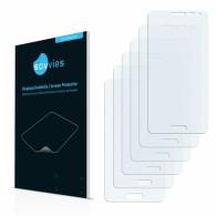 2x Ochranná fólia pre Samsung Galaxy Alpha - predná