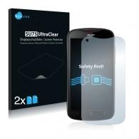 2x Ochranná fólia pre Acer Liquid E2 Duo V370 - predná