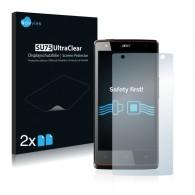 2x Ochranná fólia pre Acer Liquid E3 E380 - predná