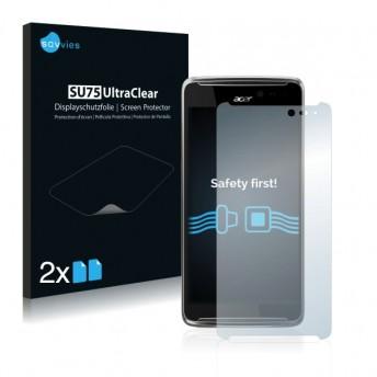 2x Ochranná fólia pre Acer Liquid E600 LTE - predná