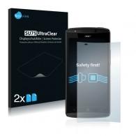 2x Ochranná fólia pre Acer Liquid E700 - predná