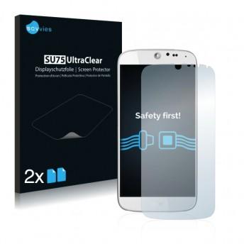 2x Ochranná fólia pre Acer Liquid Jade - predná