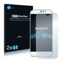 2x Ochranná fólia pre Acer Liquid Jade Z Plus - predná
