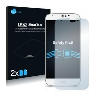 2x Ochranná fólia pre Acer Liquid Jade Z - predná