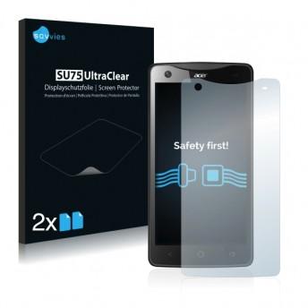 2x Ochranná fólia pre Acer Liquid S1 Duo S510 - predná