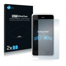 2x Ochranná fólia pre Acer Liquid Z200 - predná
