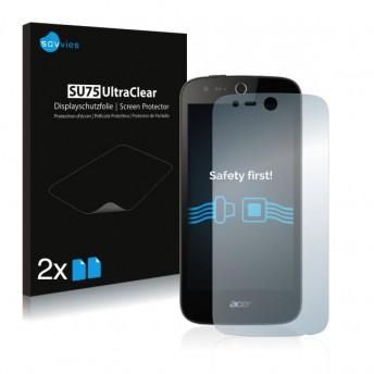 2x Ochranná fólia pre Acer Liquid Z320 - predná