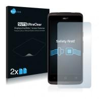2x Ochranná fólia pre Acer Liquid Z410 Plus - predná
