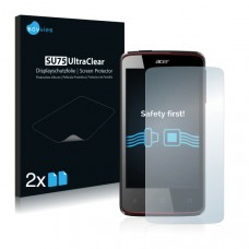 2x Ochranná fólia pre Acer Liquid Z4 Z160 - predná