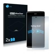 2x Ochranná fólia pre Acer Liquid Z500 Plus - predná