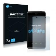 2x Ochranná fólia pre Acer Liquid Z500 - predná