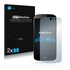 2x Ochranná fólia pre Acer Liquid Z530 - predná