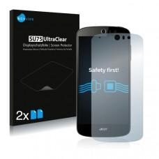 2x Ochranná fólia pre Acer Liquid Z530S - predná