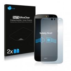 2x Ochranná fólia pre Acer Liquid Z630 - predná
