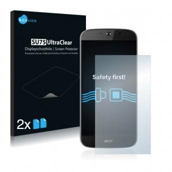 2x Ochranná fólia pre Acer Liquid Jade Primo - predná