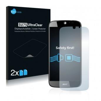 2x Ochranná fólia pre Acer Liquid Jade S55 - predná