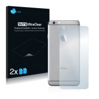 2x Ochranná fólia pre Apple iPhone 6s Plus - zadná
