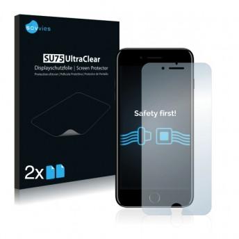 2x Ochranná fólia pre Apple iPhone 7 Plus - predná