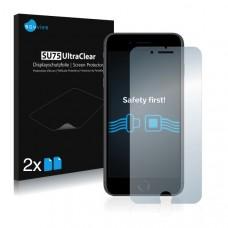 2x Ochranná fólia pre Apple iPhone 8 Plus - predná