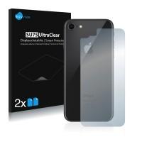 2x Ochranná fólia pre Apple iPhone 8 - zadná