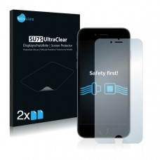 2x Ochranná fólia pre Apple iPhone 6s Plus - predná