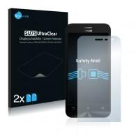 2x Ochranná fólia pre Asus Zenfone 2E - predná
