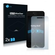 2x Ochranná fólia pre Asus Zenfone 4 A400CG - predná