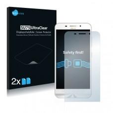 2x Ochranná fólia pre Asus ZenFone Max ZC550KL - predná