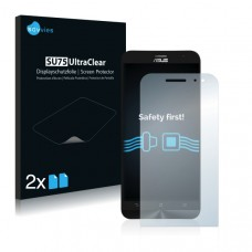 2x Ochranná fólia pre Asus Zenfone Zoom ZX550 - predná