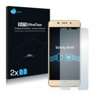 2x Ochranná fólia pre Asus ZenFone 3s Max ZC521TL - predná