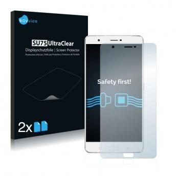 2x Ochranná fólia pre Asus ZenFone 3 Ultra ZU680KL - predná