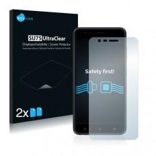 2x Ochranná fólia pre Asus ZenFone 3 Zoom ZE553KL - predná