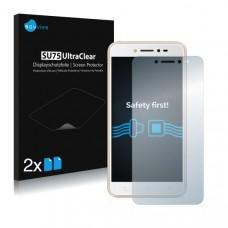 2x Ochranná fólia pre Asus ZenFone Live ZB501KL - predná