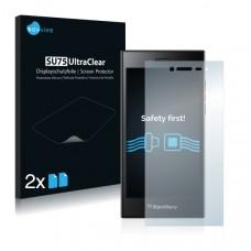 2x Ochranná fólia pre BlackBerry Leap - predná