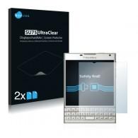 2x Ochranná fólia pre BlackBerry Passport - predná