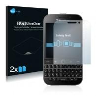 2x Ochranná fólia pre BlackBerry Classic Q20 - predná