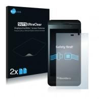 2x Ochranná fólia pre BlackBerry Z10 - predná