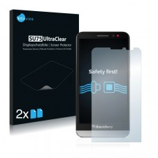 2x Ochranná fólia pre BlackBerry Z30 - predná