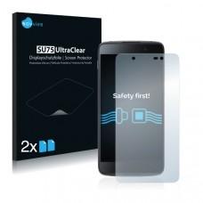 2x Ochranná fólia pre BlackBerry DTEK50 - predná
