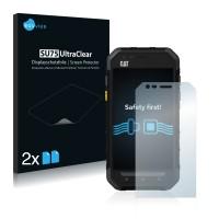 2x Ochranná fólia pre Caterpillar Cat S30 - predná