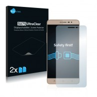 2x Ochranná fólia pre Coolpad Shine - predná