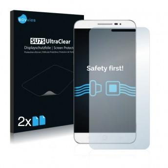 2x Ochranná fólia pre Coolpad Y80D - predná
