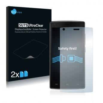 2x Ochranná fólia pre Doogee X5 Max Pro - predná